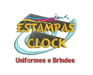Estampas Clock