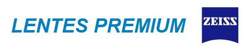 Lentes Premium - Zeiss