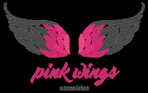Pink Wings Acessórios