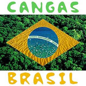 Cangas de praia Brasil