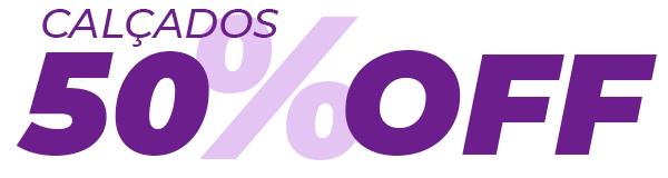 Calçados 50OFF - Sua loja, Seu Outlet