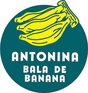 BALA DE BANANA ANTONINA