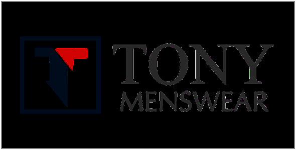 Tony Menswear - Moda Masculina