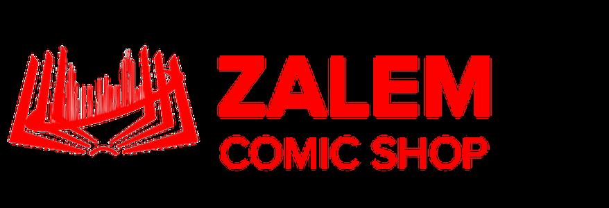 Zalem Comic Shop