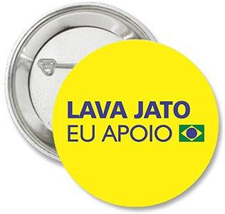 Operação #LavaJatoEuApoio - Loja virtual