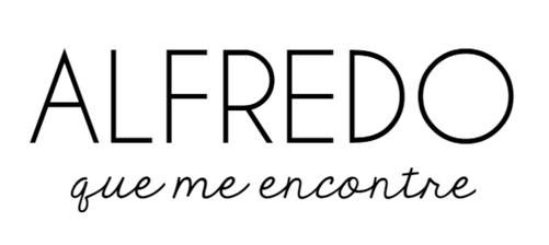 Alfredo que me encontre