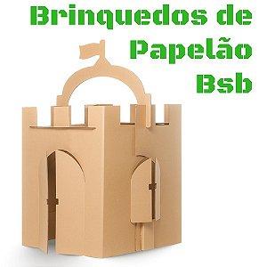 Brinquedos de Papelão Bsb