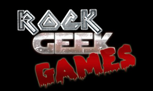 Rock Geek Games