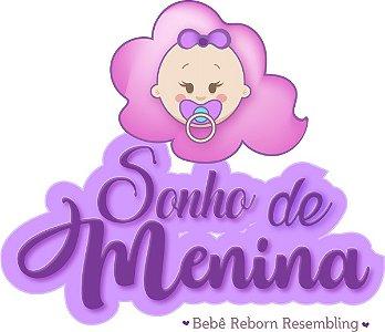 SONHO DE MENINA - Bebês Reborn Resembling