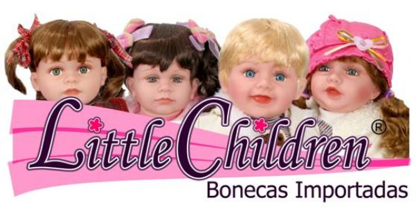 Boneca Importada Little Children