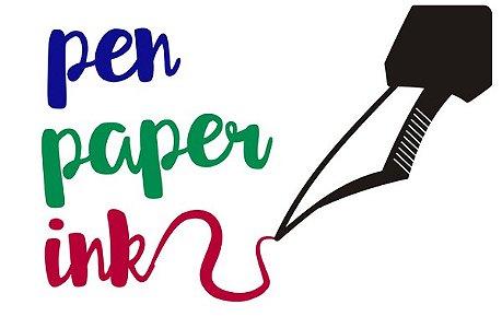 pen paper ink