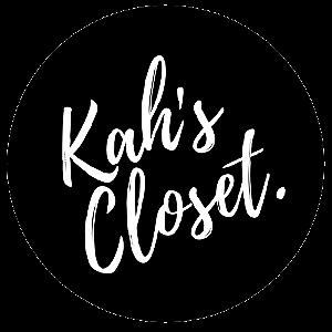 Loja Kah's Closet OFICIAL