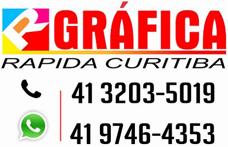 R GRÁFICA RÁPIDA CURITIBA Adesivos Personalizados, banner, Placa Fachada de loja.