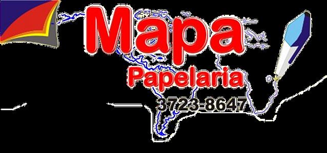 Mapa Papelaria