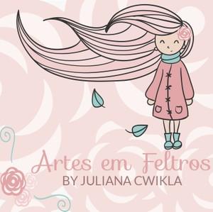 Artes em Feltros By Juliana Cwikla
