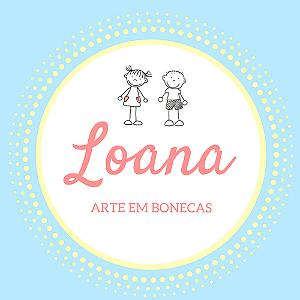 Loana - Arte em Bonecas