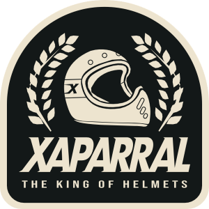 XAPARRAL THE KING OF HELMETS