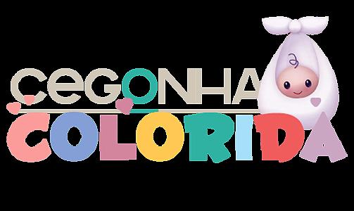 Cegonha Colorida