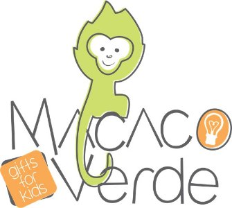 Macaco Verde - Gifts for Kids