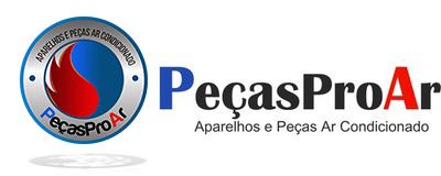 Peças Pro Ar: Peças originais das marcas Midea, Carrier, Springer e Komeco