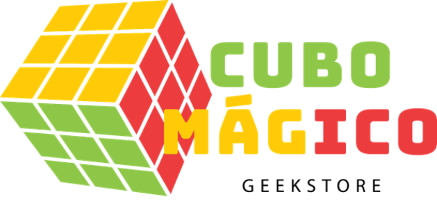 Cubo Mágico - Geek Store