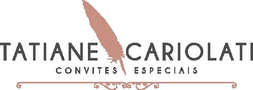 Tatiane Cariolati - Convites Especiais