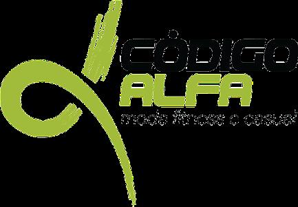 Código Alfa Moda Fitness e Casual