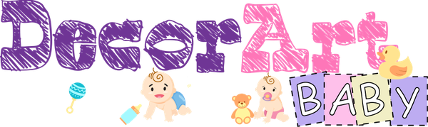Decorart Baby - Decoração para Quarto de Bebê