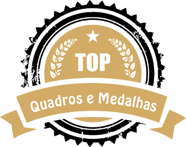 Top Quadros e Medalhas