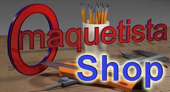 O Maquetista Shop