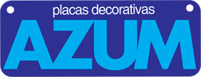 AZUM - Placas Decorativas