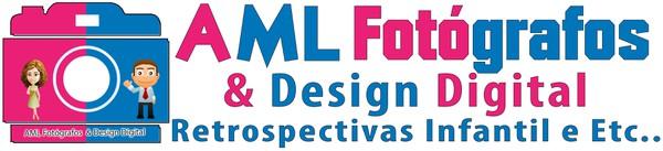 AML Fotógrafos - Design Digital e Retrospectivas