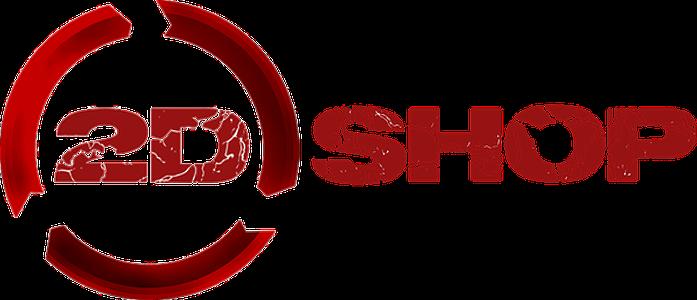 2D Shop / Site Oficial