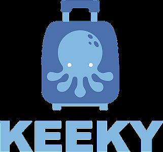 KEEKY - Capa para Mala, Faixas e Identificadores para Malas, Acessórios para Viagem.
