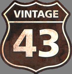 43 Vintage
