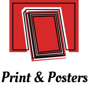 Print & Posters.