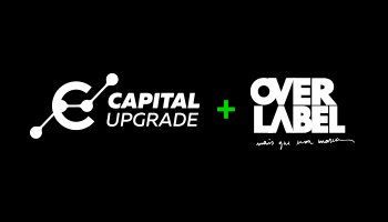 Capital Upgrade + Over Label