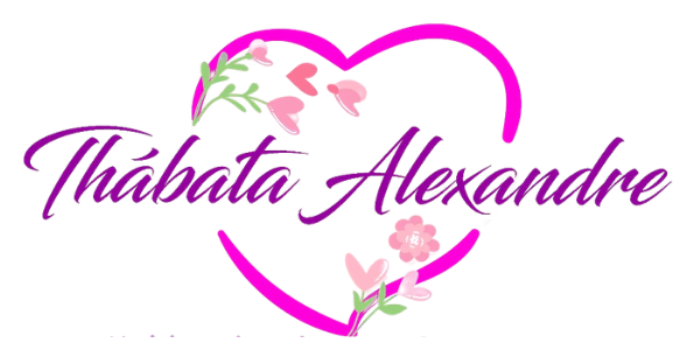 THABATA ALEXANDRE ARTESANATOS