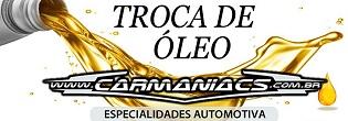 Carmaniacs Especialidades Automotiva