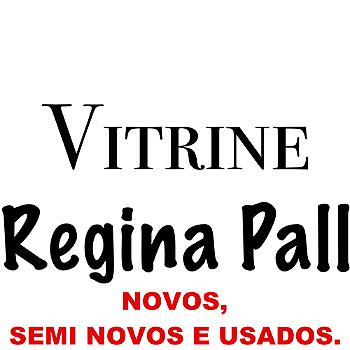 Vitrine Regina Pall - Novos e Usados