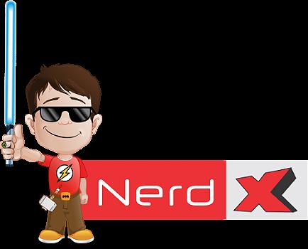 Nerd X Oficial - Comércio Digital