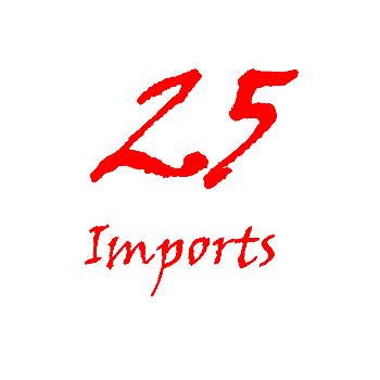 25 Imports