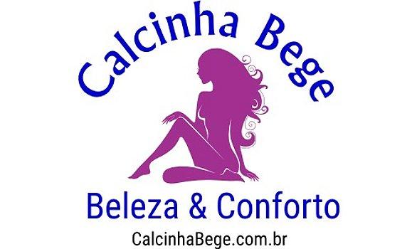 Calcinha Bege
