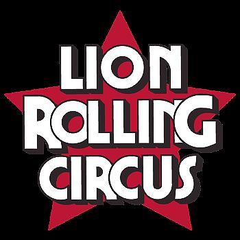 Lion Rolling Circus Brasil