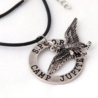 Colar Percy Jackson - Camp Jupiter