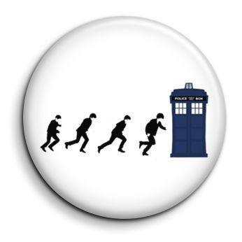 Doctor Who - Botton modelo 19