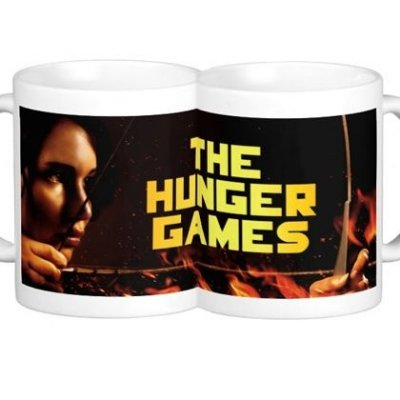 Caneca Jogos Vorazes - The Hunger Games Katniss Flecha