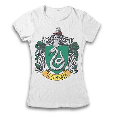 Camiseta Harry Potter - Sonserina