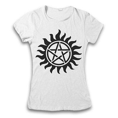 Camiseta Supernatural - Anti-Possessão