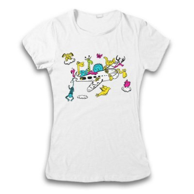 Camiseta Zoo